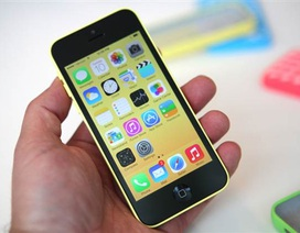 """iPhone 5C giá rẻ được """"hét giá"""" 17 triệu đồng tại Việt Nam"""