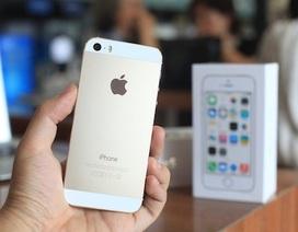 Nhà mạng bán sớm iPhone 5S, iPhone 5C từ ngày 15/11