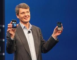 BlackBerry muốn bán mình cho Facebook?