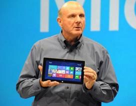 """CEO Steve Ballmer tin """"ngày tươi đẹp"""" của Microsoft vẫn ở phía trước"""