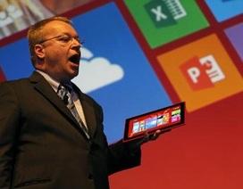 Doanh số Lumia tăng mạnh, Nokia thoát lỗ trong quý III