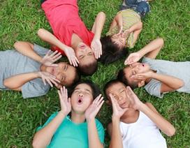 Làm sao để trẻ năng động hơn?
