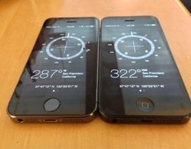 Người dùng phàn nàn iPhone 5S dính lỗi nghiêm trọng