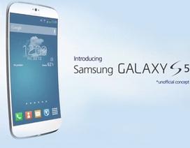 """Video """"tiết lộ"""" Galaxy S5 có thiết kế vỏ nhôm, màn hình cong"""
