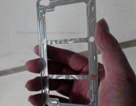 Khung kim loại của Galaxy S5 xuất hiện, ra mắt trong tháng 1
