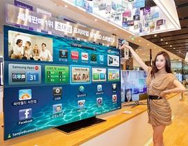 Vì sao Smart TV ngày càng chiếm lĩnh không gian nghe nhìn?