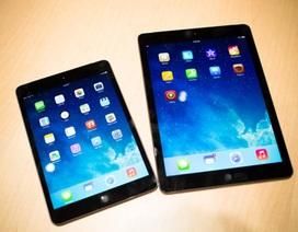 iPad Air bất ngờ bốc cháy trong cửa hàng