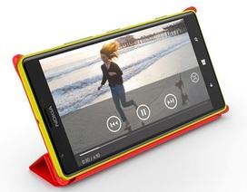 Lumia 1520 gây ấn tượng với thời lượng pin