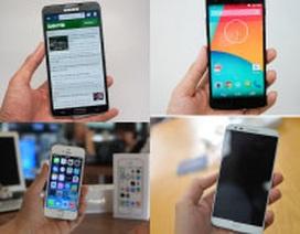 Những smartphone tốt nhất năm 2013