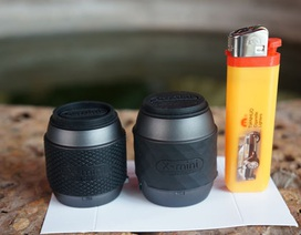 Cận cảnh bộ đôi loa X-Mini nhỏ nhất thế giới