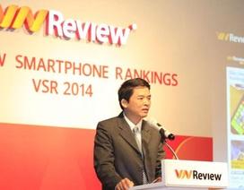 Công bố xếp hạng smartphone theo từng tiêu chí