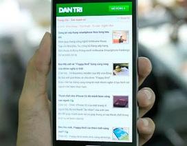 Hình ảnh điện thoại Galaxy S5 đầu tiên tại Việt Nam