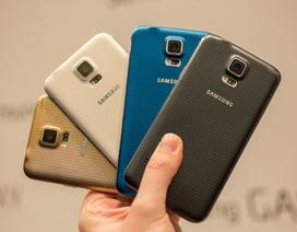 Galaxy S5 bắt đầu nhận đặt hàng, giá lên tới 1.000 USD