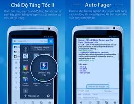 UC Browser là trình duyệt tốt nhất cho Windows Phone