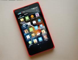 Root thành công Nokia X tại Việt Nam