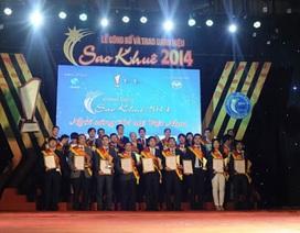 70 sản phẩm CNTT nhận giải Sao Khuê 2014