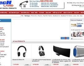 Thêm 3 website thương mại điện tử vi phạm pháp luật