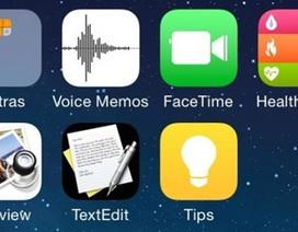 """Đoán """"chân dung"""" iOS 8 trước thềm Hội nghị WWDC 14"""