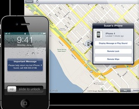 Apple có nguy cơ bị vô hiệu hóa tính năng Find My iPhone