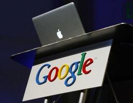 "Apple, Google bất ngờ bắt tay ""ngừng chiến"""