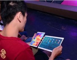 Dân công nghệ trải nghiệm sớm máy tính bảng Galaxy Tab S