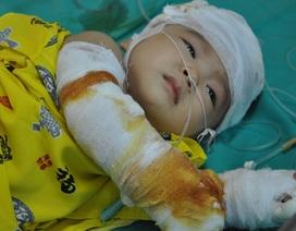 Nghiệt ngã thảm cảnh gia đình sau vụ cháy chợ Phùng Khoang