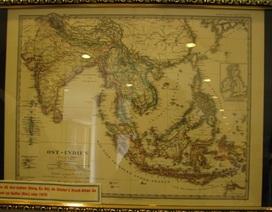 Triển lãm tư liệu mới về chủ quyền của Việt Nam tại Hoàng Sa