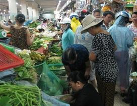 Dân Đà Nẵng đổ xô mua thực phẩm dự trữ đón bão