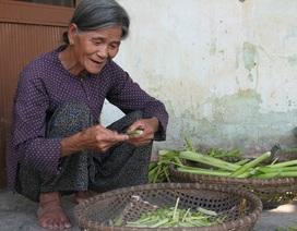 Mẹ già 80 tuổi nuôi 2 con suốt ngày chỉ biết cười