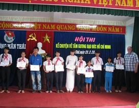 Đà Nẵng: Trao học bổng đến 27 học sinh, sinh viên mồ côi nghèo