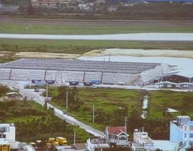 2014, xử lý 45.000 m3 đất nhiễm dioxin tại sân bay Đà Nẵng