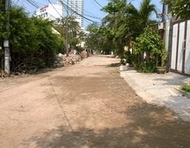 """Khu dân cư """"ba không"""" giữa lòng thành phố Đà Nẵng"""