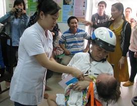 Đà Nẵng: Gần 7.500 trẻ được tiêm vét vắc-xin sởi