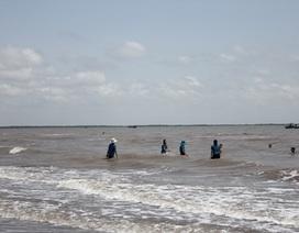Chìm tàu đánh cá: Cứu được 3 người, còn 1 người mất tích...