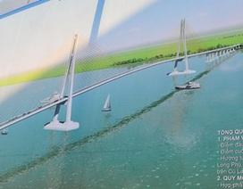 Khởi động Dự án cầu Đại Ngãi nối liền Sóc Trăng – Trà Vinh