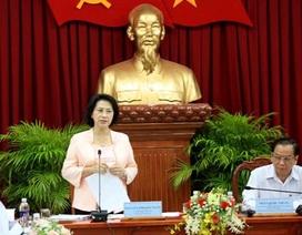 Chủ tịch Quốc hội: Cần có cơ chế đặc thù cho TP Cần Thơ