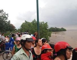 Xác định danh tính người phụ nữ chết trên sông Hàm Luông