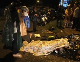 Truy tìm xe tải cán chết bé gái trong đêm