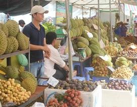Mất mùa, trái cây khan hàng, giá cao trong dịp cận Tết