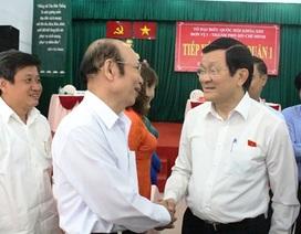 """Chủ tịch nước: """"Không thể ký xong TPP là Việt Nam cất cánh thành rồng"""""""