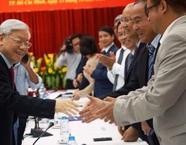 Tổng Bí thư: Doanh nhân Việt Nam là những người lính trong thời bình