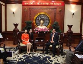 Bí thư Đinh La Thăng: Tạo điều kiện tốt nhất cho các nhà đầu tư đến TPHCM