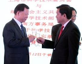 TPHCM - Thượng Hải phát huy tinh thần kết nghĩa từ 20 năm trước