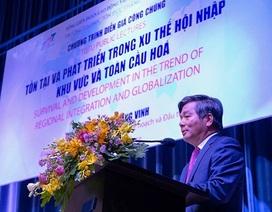 """Ông Bùi Quang Vinh: """"Việt Nam chưa giàu đã già"""""""