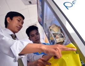 """Tủ nước tự phục vụ tại TPHCM, giá rẻ một nửa luôn """"cháy"""" hàng"""
