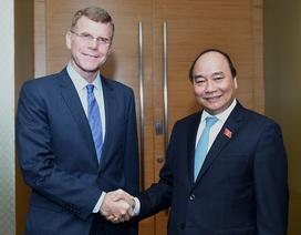 Thủ tướng Nguyễn Xuân Phúc: Việt Nam coi trọng hiệu quả sử dụng vốn ODA