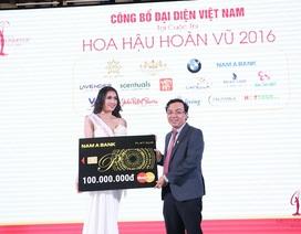Á hậu Lệ Hằng tham dự cuộc thi Miss Universe 2016