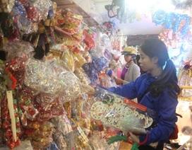 Thị trường Noel: Hàng Việt chiếm ưu thế