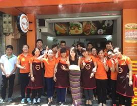 """""""Vua đầu bếp Việt"""" chia sẻ bí quyết kinh doanh chuỗi cửa hàng bánh mỳ"""