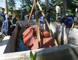 Toàn cảnh quá trình thử nghiệm tàu ngầm Hoàng Sa